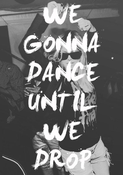We Gonna Dance A Little Party Never Killed Nobody Fergie