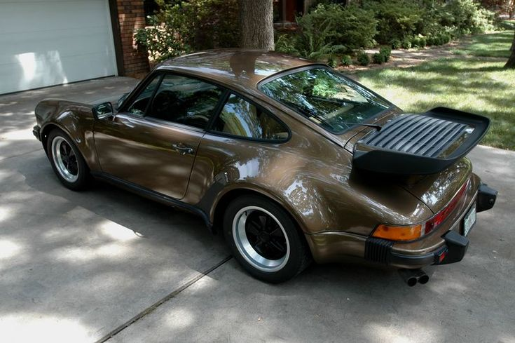 Porsche 911 930 Turbo @Zheila Azartash-Namin....your dream car!