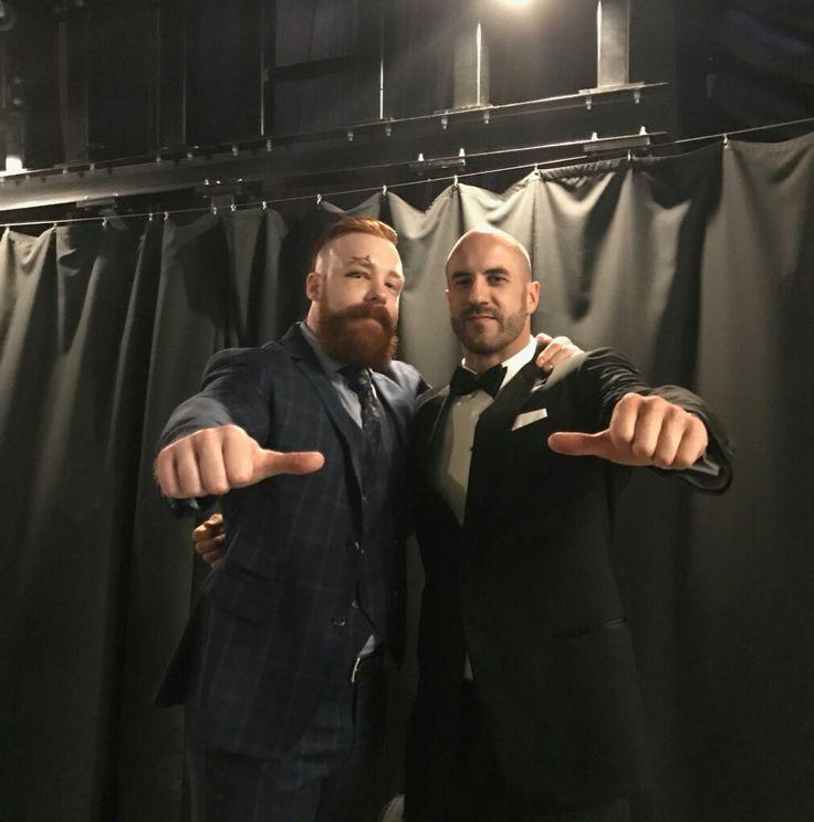 Sheamus & Cesaro