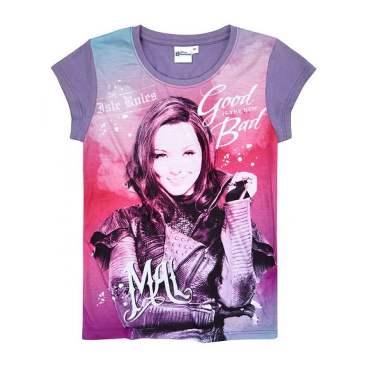 Tricou Disney Descendants mov