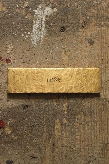 Brass Plate #53 - IRRE もっと見る