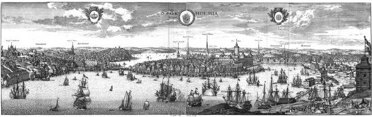 Stockholmspanorama | Mimer bokförlag