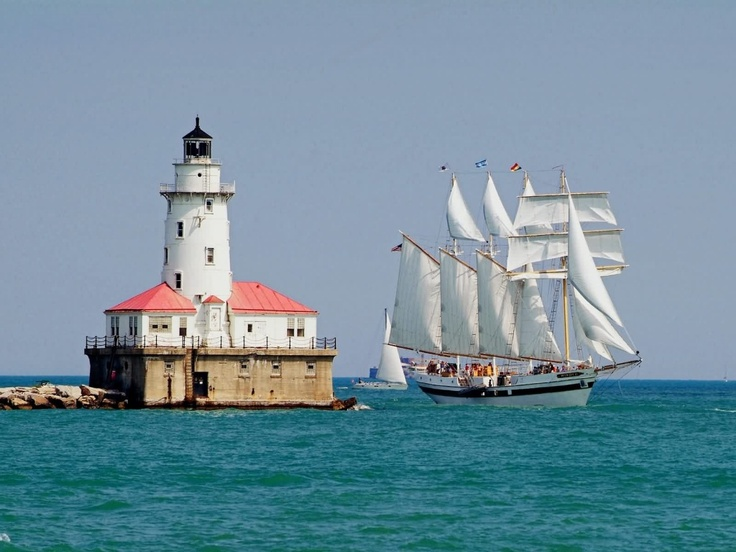 lighthouse: Tallships, Lighthouses, Tall Ships, Wallpaper, Chicago, Light Houses