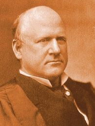 """John Marshall Harlan was a lawyer and politician from Kentucky who  was an associate justice on the  Supreme Court. (1833-1911),   He is best known as the lone dissenter in the Civil Rights Cases (1883), and Plessy v. Ferguson (1896), which struck down federal anti-discrimination legislation and upheld southern segregation statutes. These dissents led to his nickname of """"The Great Dissenter"""".  His grandson, of the same name (1899 – 1971)  also served as an Associate Justice of the Supreme…"""