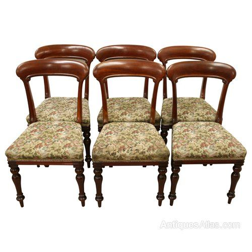 Set Of 6 Scottish Victorian Dining Chairs - Antiques Atlas - Best 25+ Victorian Dining Chairs Ideas On Pinterest Victorian