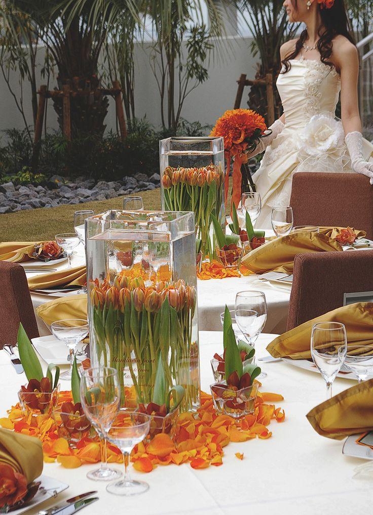 PEU CONNU TABLE DE FLEURS #17