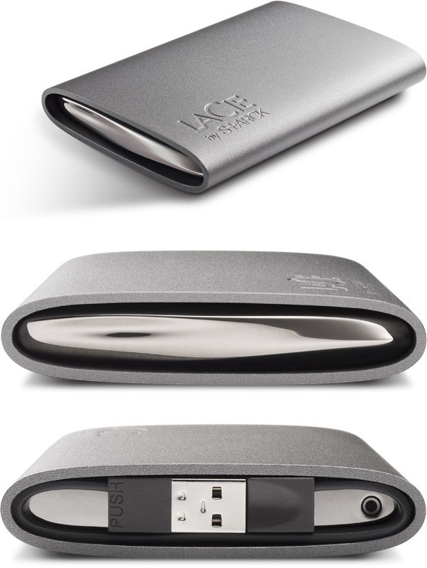 LaCie Starck Mobile USD 3.0 external hard drive launched | Tech n Gadgets - tech news in Europe
