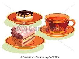 Afbeeldingsresultaat voor thee illustratie