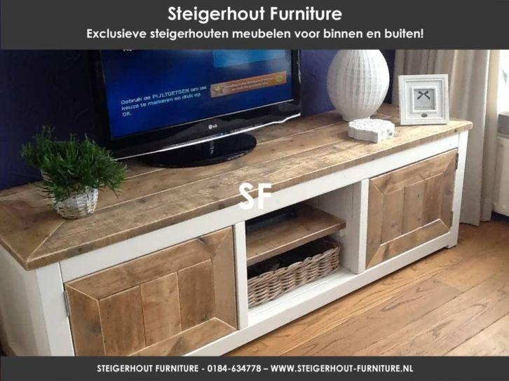 Marktplaats.nl - Steigerhouten Meubelen - Exclusieve kwaliteit scherpe prijs! - Kasten | Tv-Meubels