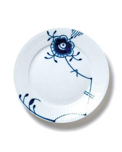 industry blue fluted plates - HD1200×1500