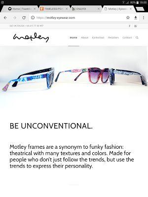 ΕΝΔΥΘΙ: Motley-eyewear