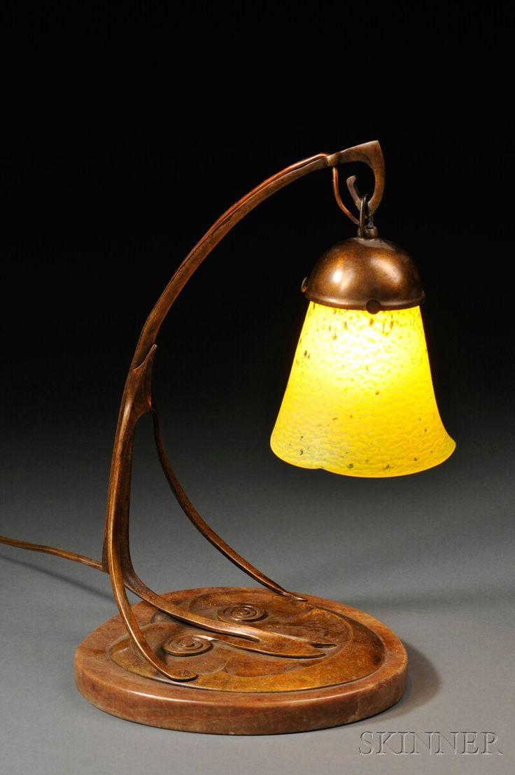 145 Best Art Nouveau Lighting Images On Pinterest