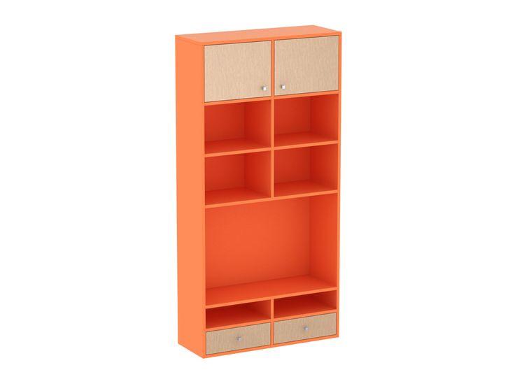 Шкаф для телеаппаратуры имеет нишу для установки телевизора, закрытые и открытые полки, выдвижные ящики. #jewelry, #women, #men, #hats, #watches