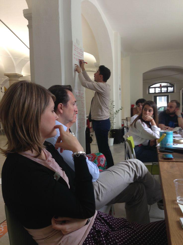 Buona la prima #Ufficiomanifesto #workshop #work #cocreate #create