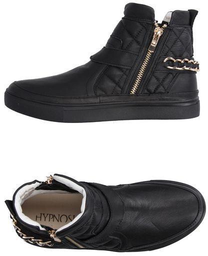 #damenmode #mode #damen #frauenmode #fashion HYPNOSI High Sneakers & Tennisschuhe