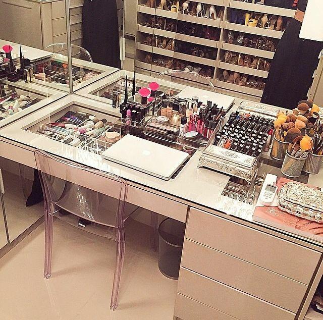 388 Best Walk In Closet/Makeup Room Images On Pinterest   Dresser, Home And  Makeup Rooms