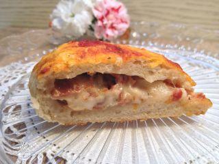 Mini panzerotti al forno con pasta madre