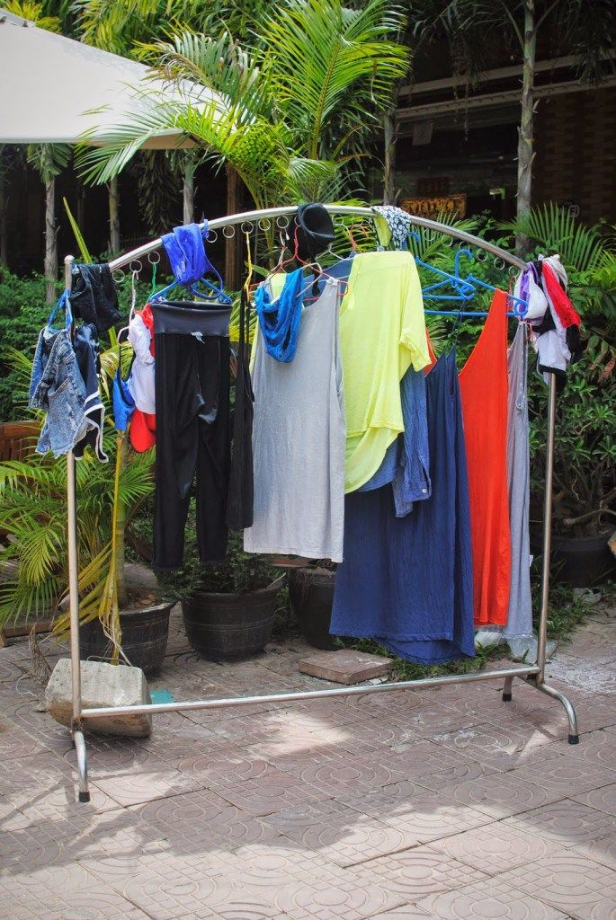 What to Pack Guide SE Asia Backpacking
