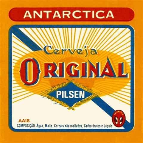 Antarctica Cerveja Original (Brasil)