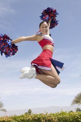 2 Week Cheerleading Workout Plan | LIVESTRONG.COM