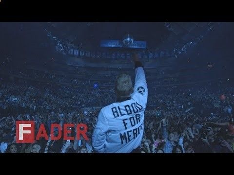 Diplo! Skrillex! New Year's Eve! Backstage and On Stage - Live at MSG