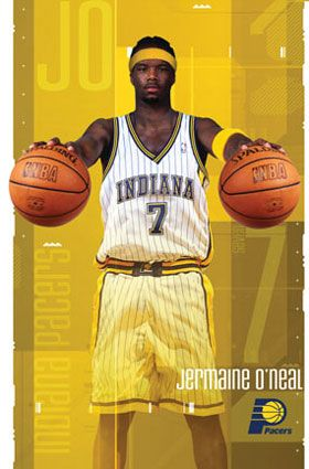 Indiana Pacers | Jermaine O'Neal