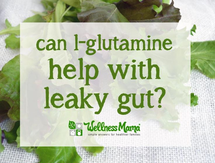 healing leaky gut and weight loss
