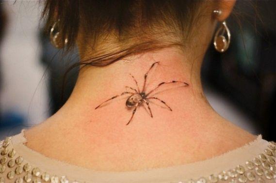 Tatouage araignée : 59 motifs de tattoos à découvrir - 11