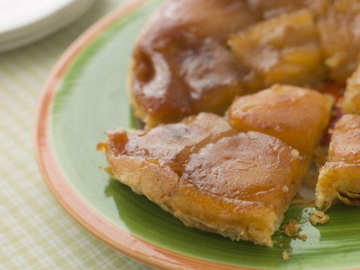 Tartelettes épicées aux coings façon tatin