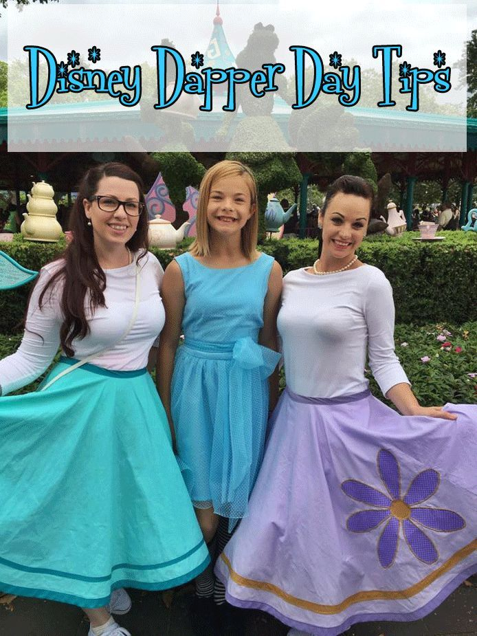 Walt Disney World Tips, My 1st Dapper Day Experience, Disney Bounding