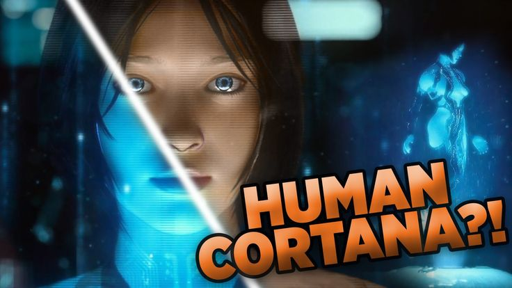 Halo 5 - Human Cortana?!  This guy is brilliant and I agree with most of what he said.