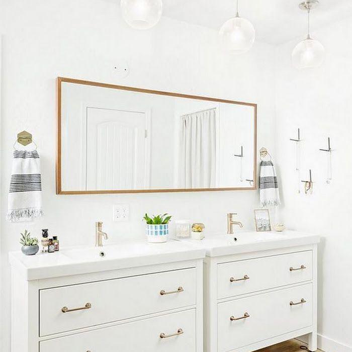 Ikea Bathroom Vanity Ideas: Best 25+ Ikea Bathroom Mirror Ideas On Pinterest
