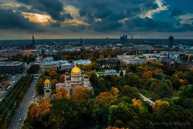 Nativity Cathedral, Riga by Svetlana Stasaite on 500px