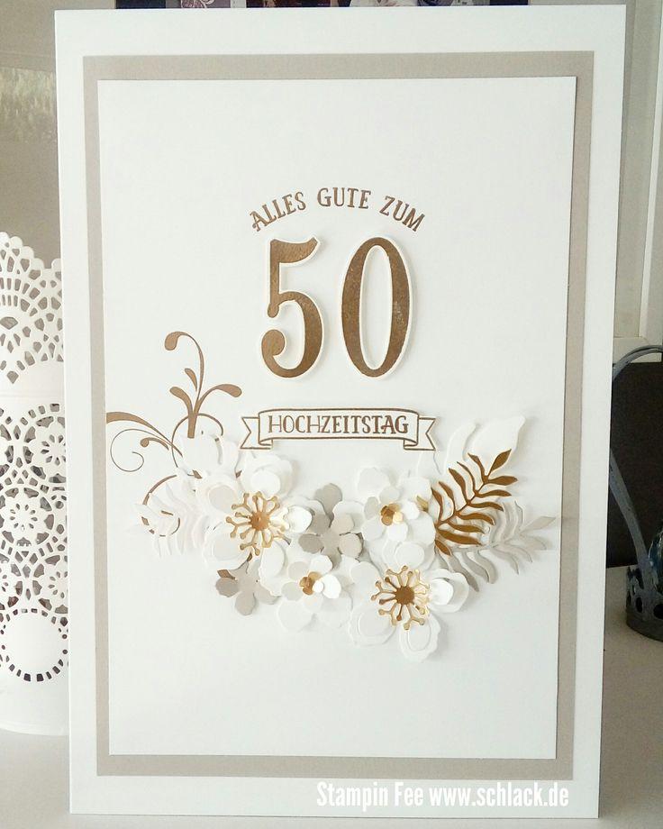 stampin 2018 fiftieth wedding anniversary 50th wed…
