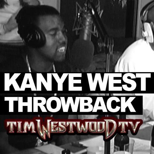 Diggin' In Da Den: Kanye West Unreleased Tim Westwood 2004 Freestyle
