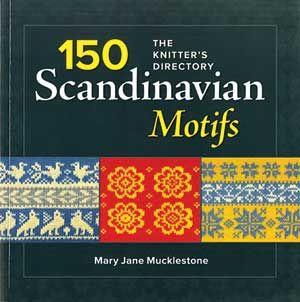 150 SCANDINAVIAN MOTIFS by Mary Jane Mucklestone