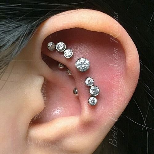I need this tattoos piercings pinterest unique for Piercing salon