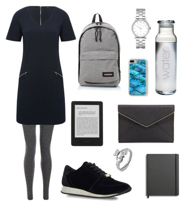 """""""27th July Osaka & Kyoto"""" by becca-niriain on Polyvore featuring Carvela Kurt Geiger, Marc by Marc Jacobs, Shinola, Rebecca Minkoff, Recover, Eastpak, Theory and M&Co"""