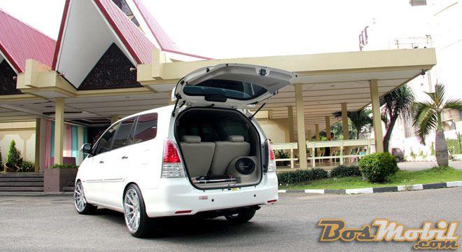 Toyota Kijang Innova SQ #BosMobil #Infomodifikasi