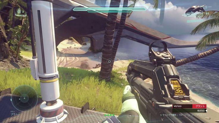 [WZFF-66] XboxOne Halo5 WARZONE FIREFIGHT  野良協力 ウォーゾーンファイアファイト  RAID ON ...