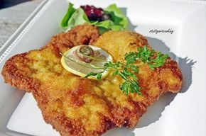 stuttgartcooking: Wiener Schnitzel nach der Johann Lafer Methode