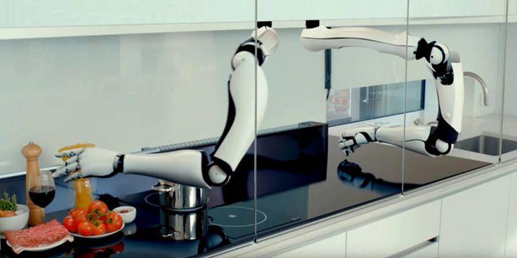 18 best Home images on Pinterest   Robot, Robotics and Robots