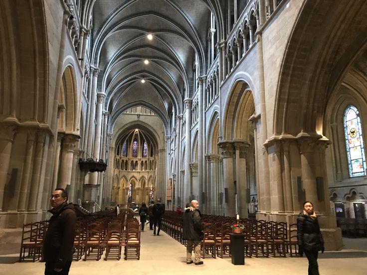 Cathédrale Lausanne 🇨🇭🙏🏻