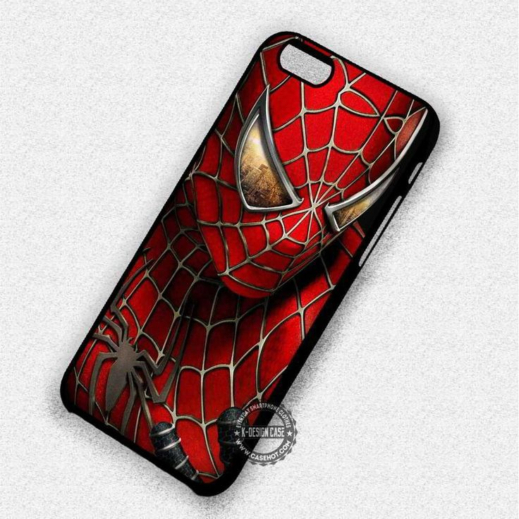 Spiderman Painting Comic Superheroes - iPhone 7 6 5 SE Cases & Covers