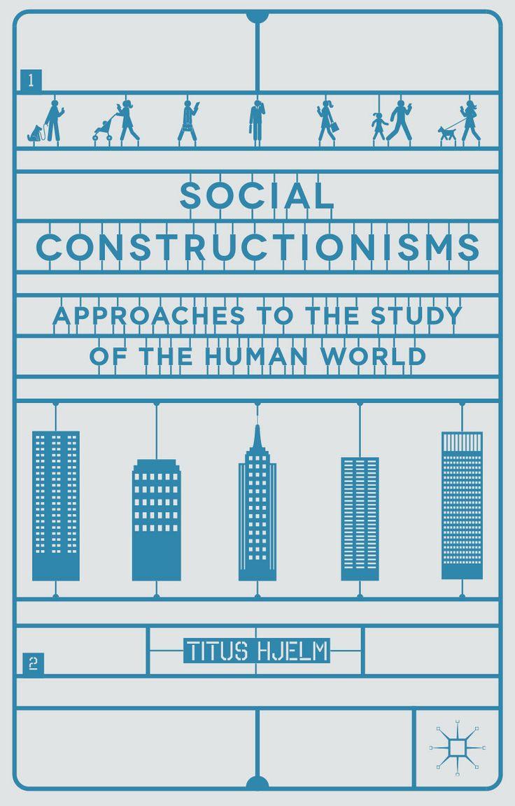 Social Constructionisms book cover ©Palgrave Macmillan