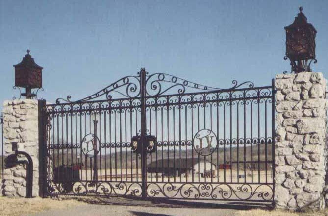 17 Best Images About Gate Ideas For Property Entrance On