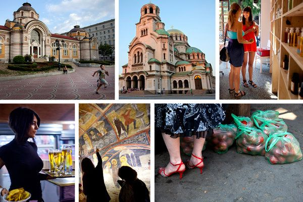 36 Hours in Sofia, Bulgaria - NYTimes.com - OMG, This is probably the best travel article on Sofia I've ever read. It even includes Hambara! A old barn/bar in the city center that is only lit by candles (could never exist in the western world due to fire codes). I really need to get back there soon.