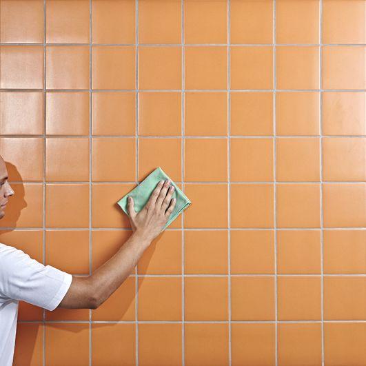 17 mejores ideas sobre Fliesen Überstreichen en Pinterest - fliesenspiegel küche selber machen