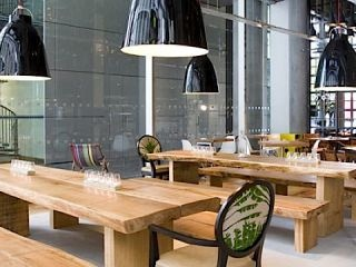 the refinery - social seating