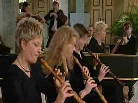 ▶ Bach - Brandenburg Concertos No.1 - i: Allegro Moderato - YouTube